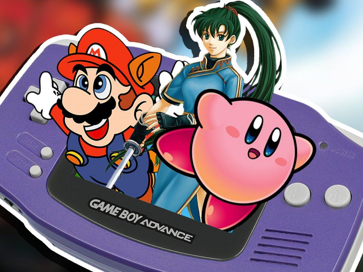 best game boy advance games
