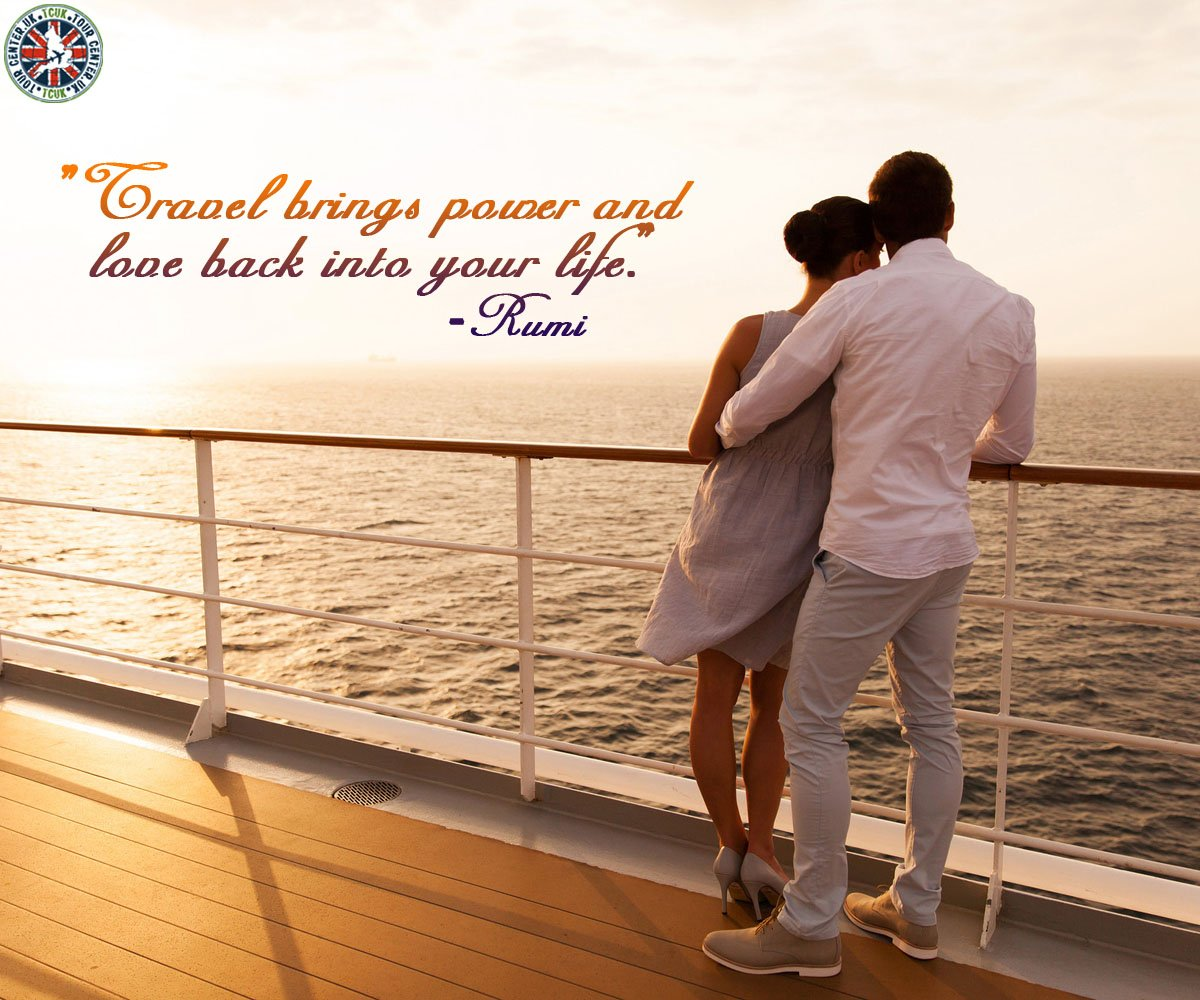 """""""Travel brings power and love back into your life"""" -Rumi  #travelquotes #topquotes #lifequotes #quoteoftheday #qotd #amazing #tourdestination #holiday #tours #tourpackages #holidaypackages #citybreaks #shortbreaks #tourdeals #touristattractions #tourcenter #touragentsinuk<br>http://pic.twitter.com/SRfKQdZflb"""