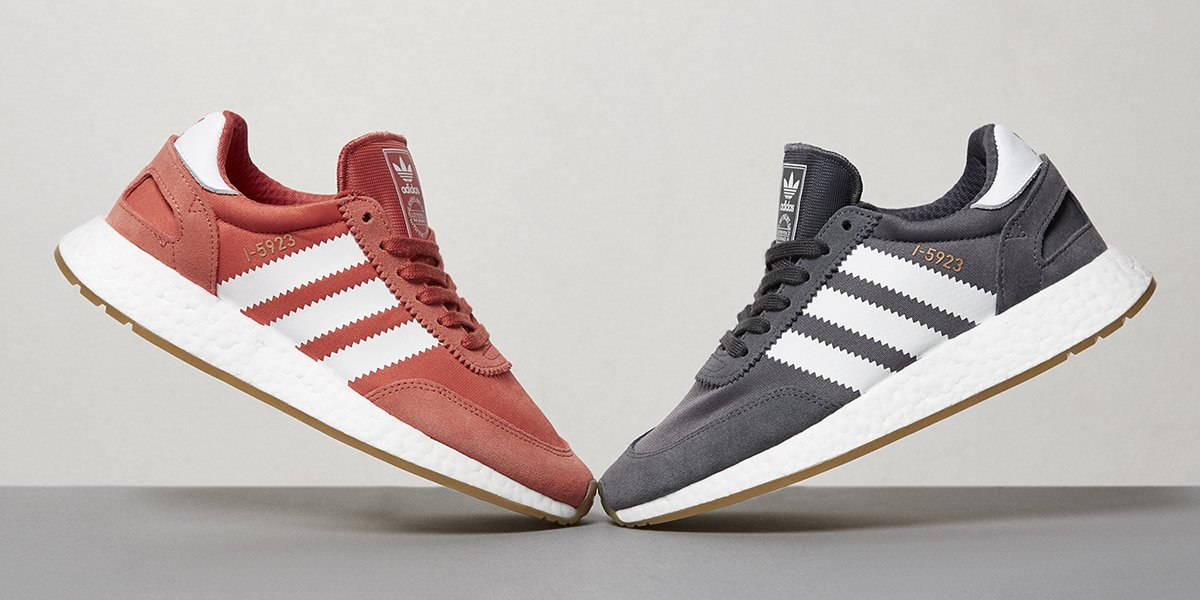 purchase cheap 03e16 aaa19 scarlet or grey errr we ll take em both plz cop the new adidas i 5923