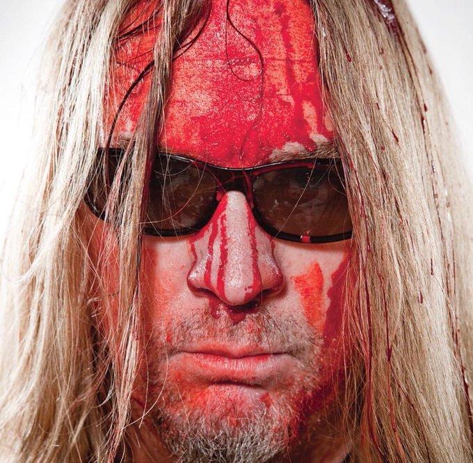 Happy Birthday Jeff Hanneman       Travis Shinn / Revolver