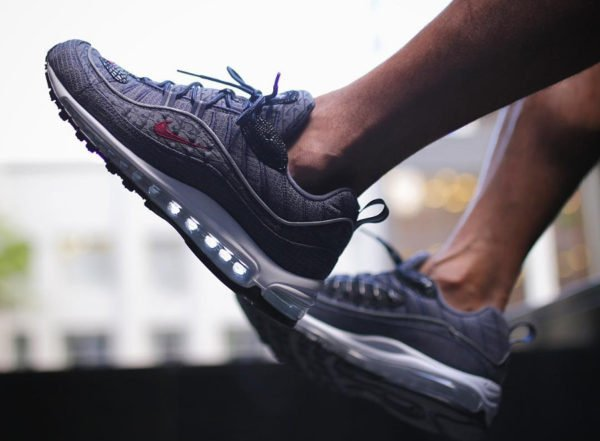 nike air max 98 blue thunder