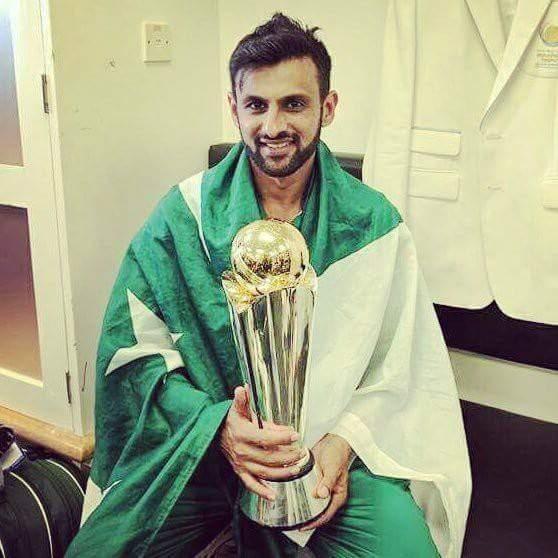 Happy birthday Shoaib Malik.