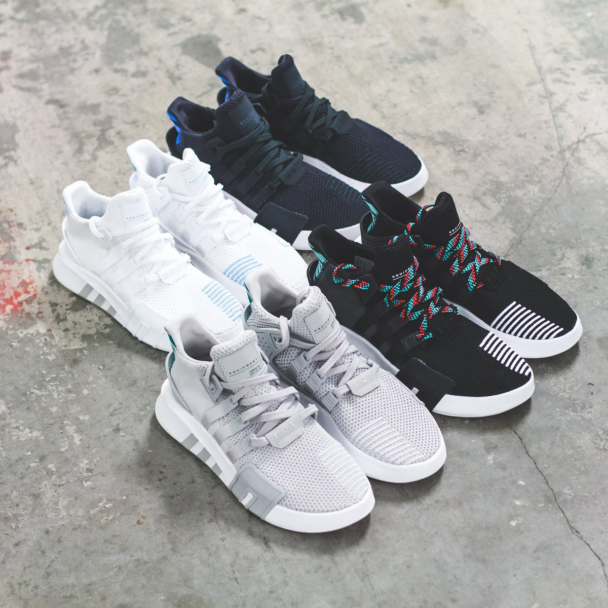 best website 5e97a 77a1b ONLINE NOW adidasoriginals EQT Basketball ADV Mens  Womens Pack (150  CAD). Thurs, Feb 1st - Available online now, with remaining pairs in-store  12PM ...