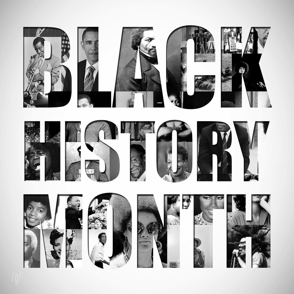 Black History Month » Coloring Pages » Surfnetkids | 1024x1024