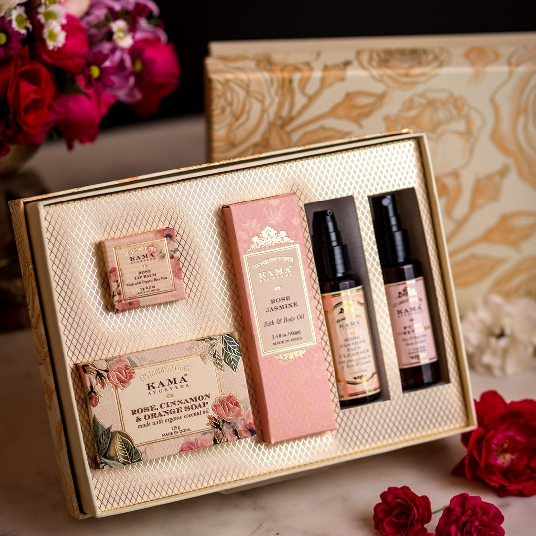 Kama Ayurveda On Twitter This Season Of Love Gift Her This