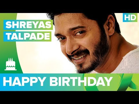 Happy Birthday Shreyas Talpade !!!!! -  The Times24