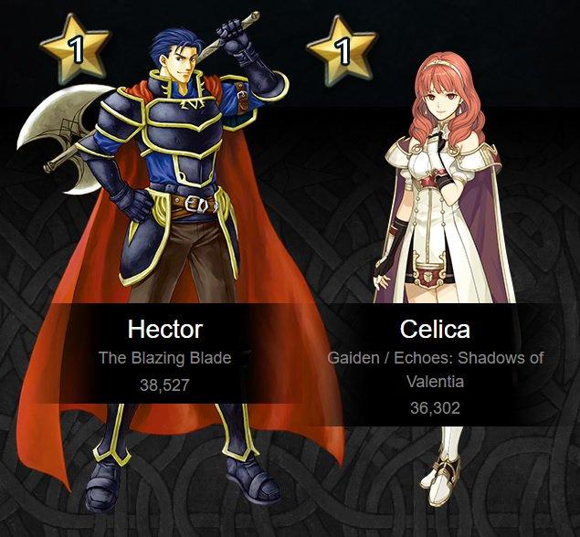 Ganadores de elige tu heroe 2(resultados)