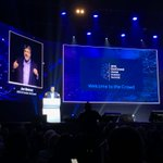 10,000 people registered for #OCSummit18 in Jerusalem. 1000 startups. 600 VCs. 200 reporters. 90 countries. Just wow!  Happy to be here.