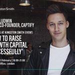 Disrupting the industry, raising investor funding and scaling a global business. This evening @adam_ludwin, @Captify's CVO and co-founder joins @kingstonsmith to discuss his entrepreneur journey #entrepreneurs #tech