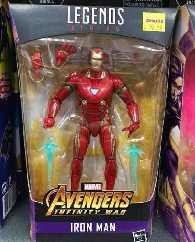 Guerra Infinita | Brinquedo revela novo escudo do Capitão América — Vingadores