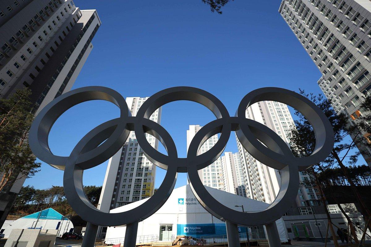 Зимние Олимпийские игры-2018 (не фигурное катание) - Страница 3 DU8D_mtVoAAud4H