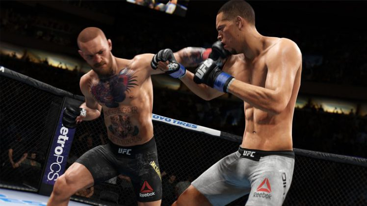 Land a knock out punch with our trade-in offers for #UFC3! Get an extra 25% extra for each game or 50% extra per game for #Elite members! #UFC3 is out this Friday! @muzzaprm @DGMNorth #GAME https://t.co/Sszp5hHVKS