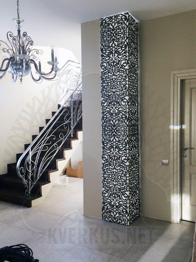 Dar salwa on twitter - Decorative columns interior ideas ...