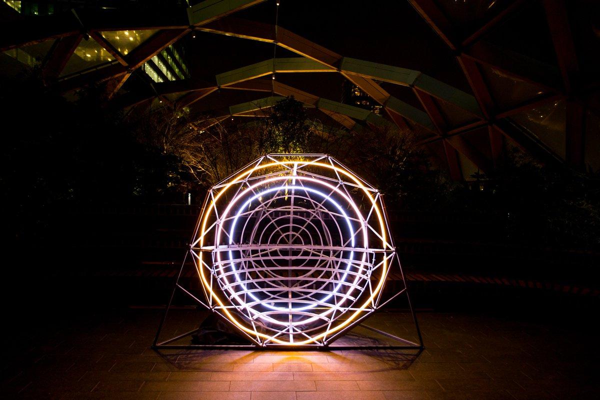 ... #festival #helios #light #lightart #art @architainment @led.linear - photo taken by dpa lighting designer @tommasullipic.twitter.com/kI3QAqb90h & dpa on Twitter: \