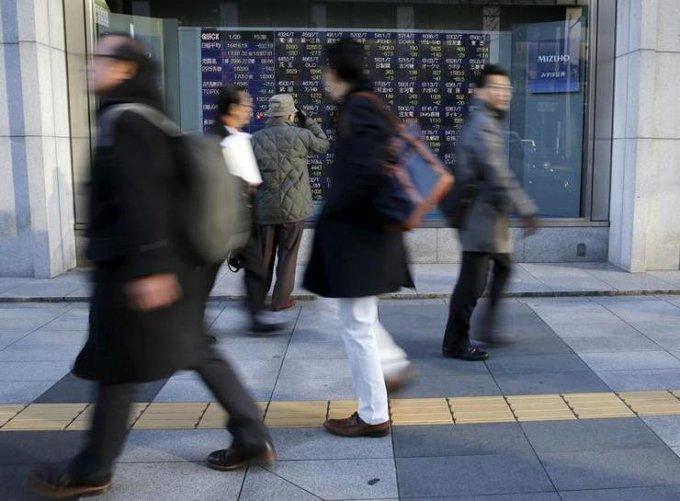 Aktuelle Nachrichten von Reuters Top News - Asian shares struggle ...
