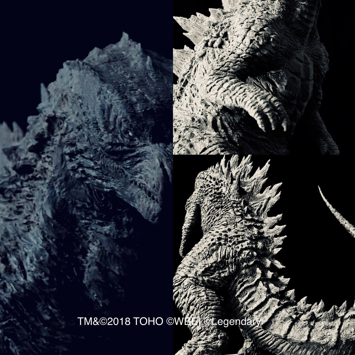Godzill 2019: Godzilla: King Of The Monsters