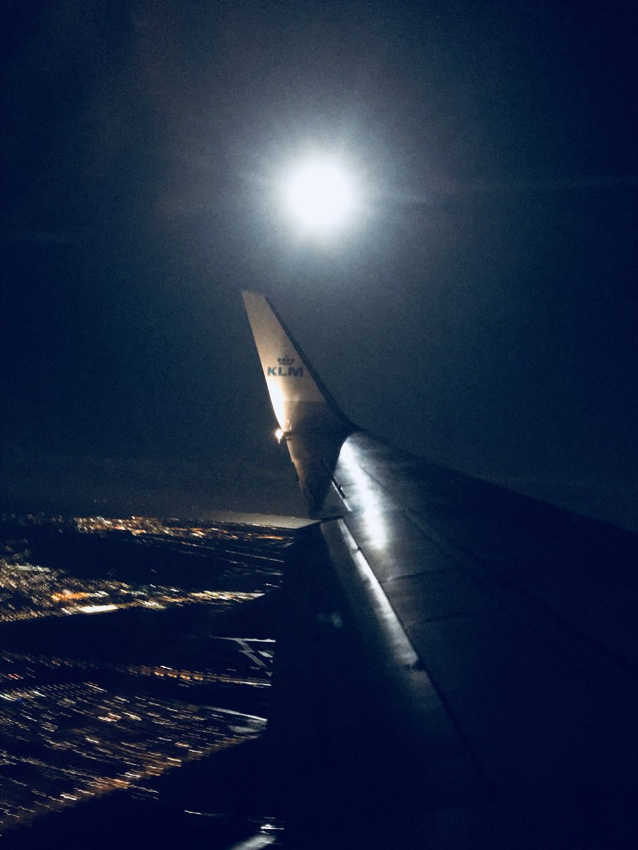 Klm On Twitter Nice Photo Carina The View Is Great From Your