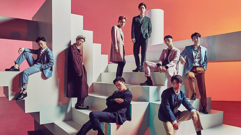 #EXO Takes No. 1 On Oricon's Daily Album...