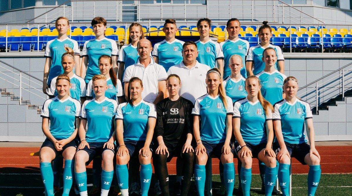 женский футбол клубы москвы