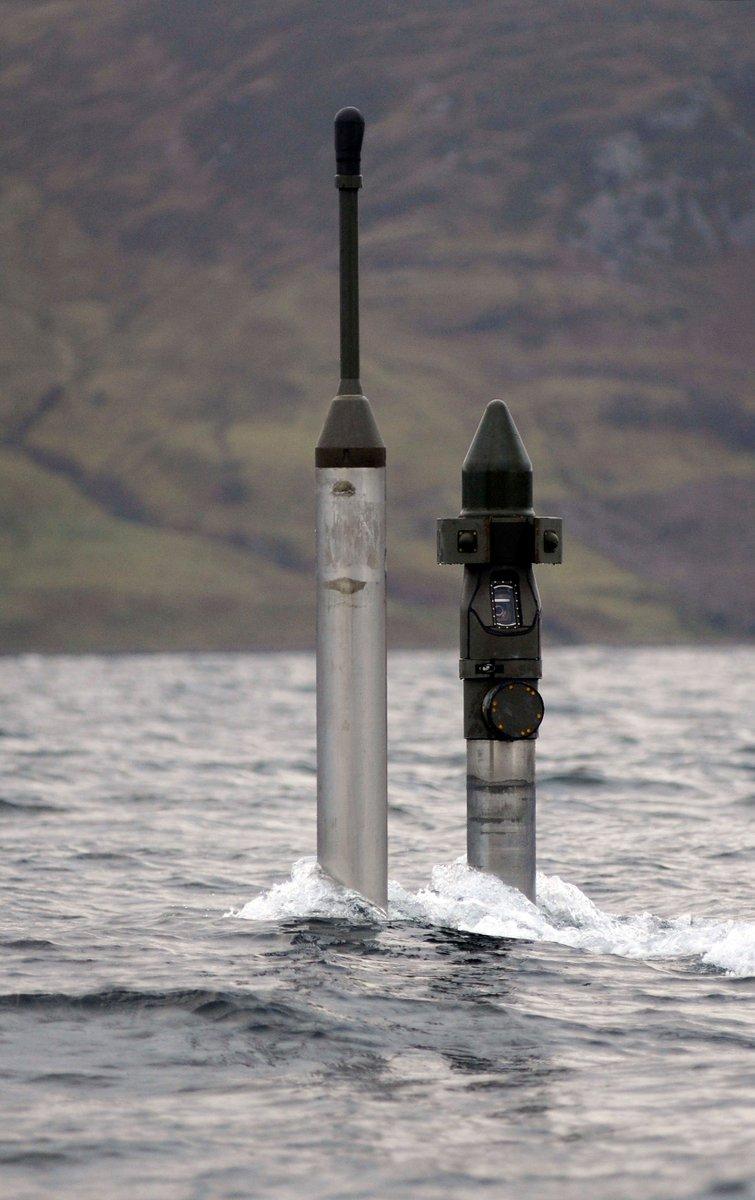 телескопическая антенна на подводной лодке фото диких животных