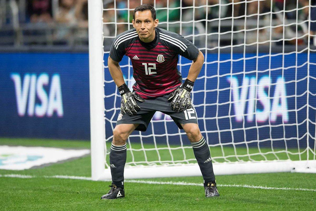 Rodolfo Cota es convocado por la Selección Mexicana de último minuto, se unirá con el resto de los seleccionados el martes en el CAR