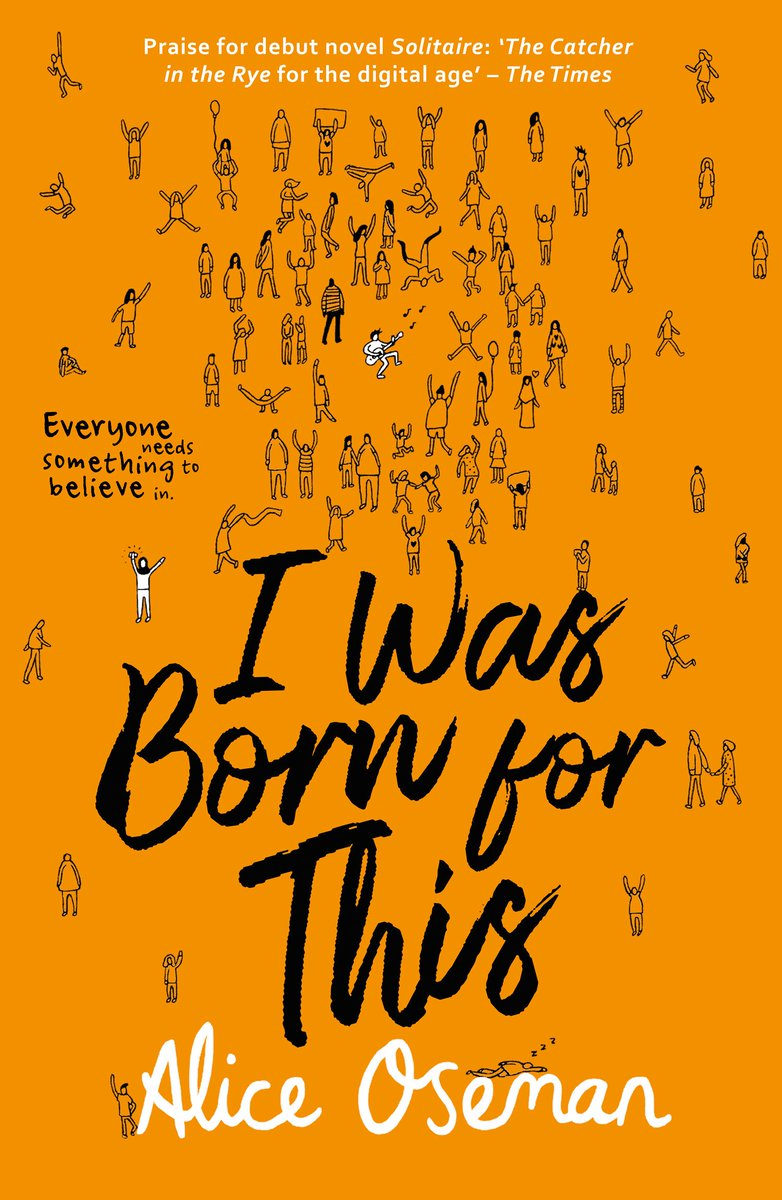 Image result for i was born for this cover