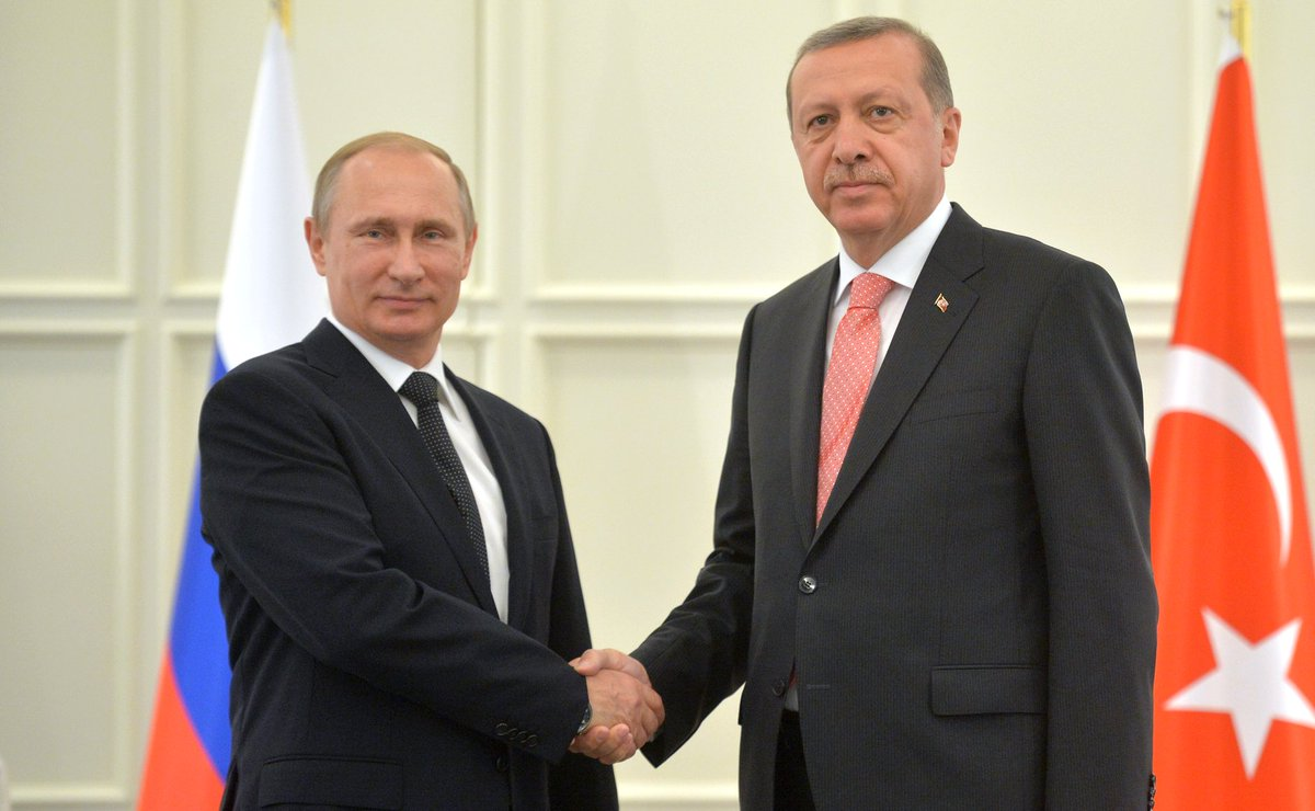 Since Putin first became President of Russia in 2000, the economy has on average grown by 3.8% annually.  Since Erdogan first became Prime Minister of Turkey in 2003, the economy has on average grown by 5.6% annually.