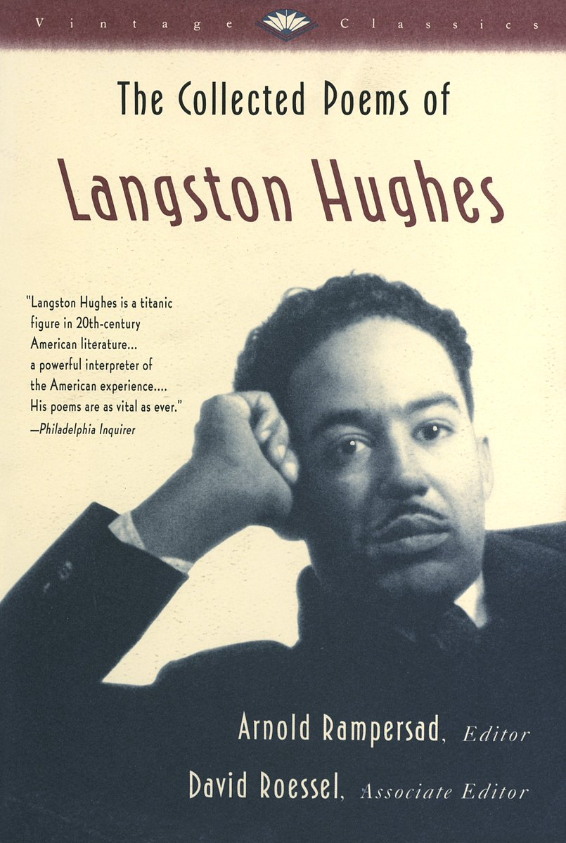 langston hughes poems - 736×1097