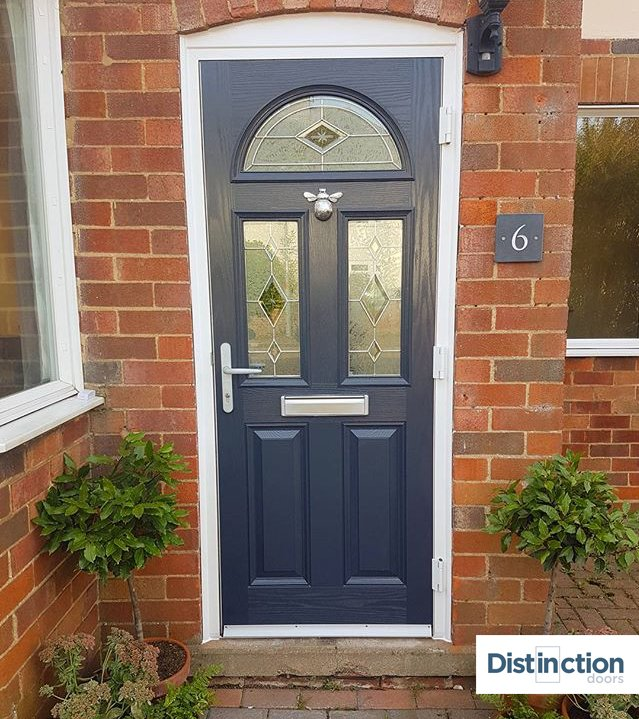 DISTINCTION DOORS on Twitter  We love this Eclat style door with Kara glass. The homeowners Bee door knocker finishes it off perfectly! & DISTINCTION DOORS on Twitter: