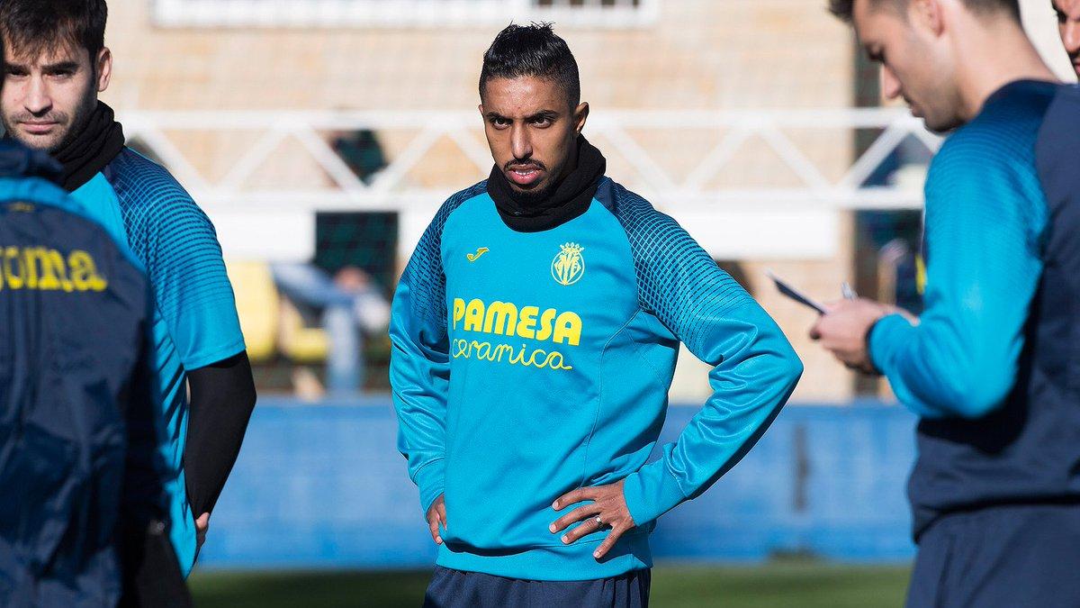 #VillarrealTV 📺 | @salem_d29's training...