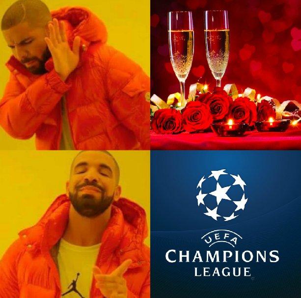 Inicia febrero. Inicia el mes en el que regresa la UEFA Champions League.