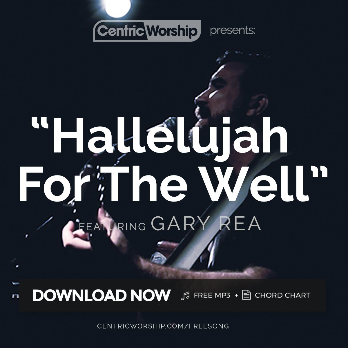 Ccm singlesstephen ccmsingles twitter hallelujah for the well from gary rea is our current free song grab the chord chart mp3 at httpcentricworshipfreesong picitter hexwebz Gallery