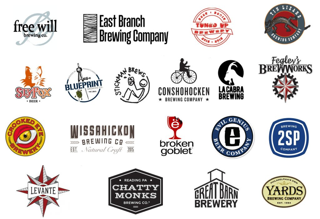 Blueprint brewing co blueprintbrews twitter sly fox brewing co yards brewing co great barn brewery and 7 others malvernweather Images