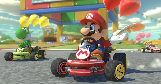 Nintendo annonce l'arrivée de Mario Kart sur les smartphones https://t.co/6lZuz3gk3W