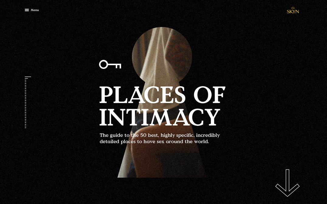 RT @fwa: New FWA submission: Places of intimacy https://t.co/1lvULGwS9H  by SID LEE Paris, Stink Studios #thefwa https://t.co/dY0CQkhbZB