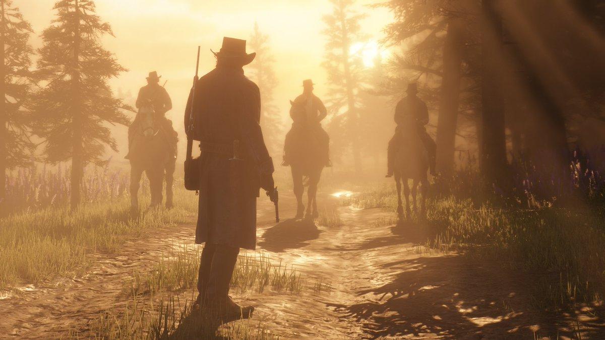 Red Dead Redemption 2 is Coming October 26th 2018: https://t.co/LLSkGYfJMP