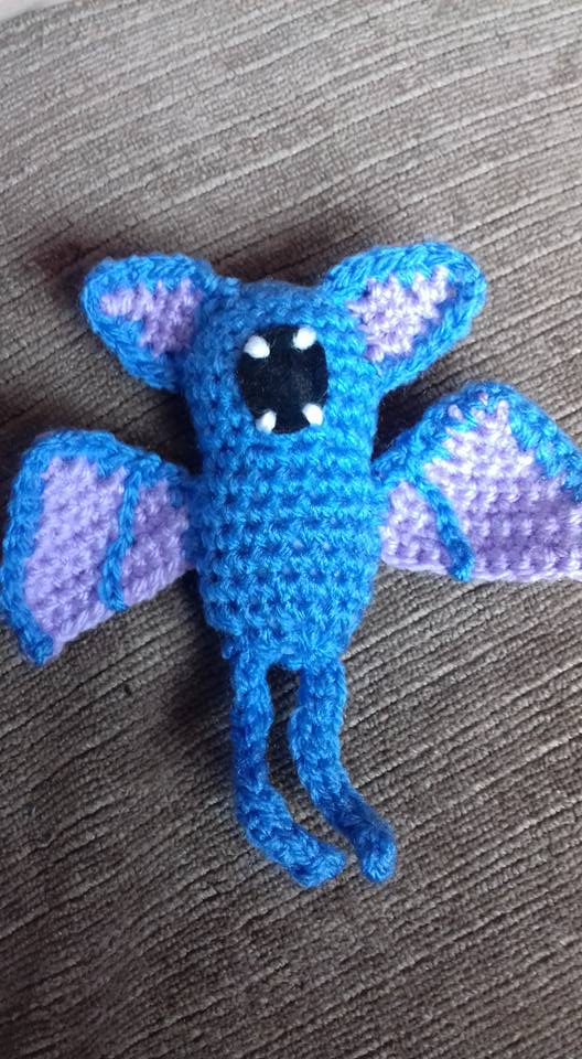 Chibi Butterfree Made-to-order Crochet Amigurumi, Pokemon plush ... | 960x528