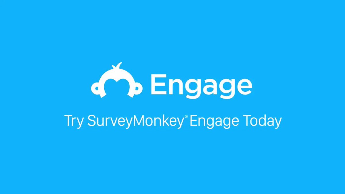 surveymonkey on twitter new surveymonkey engage employee engagement made stunningly simple see it in action httpstcojopyop9l8b hr