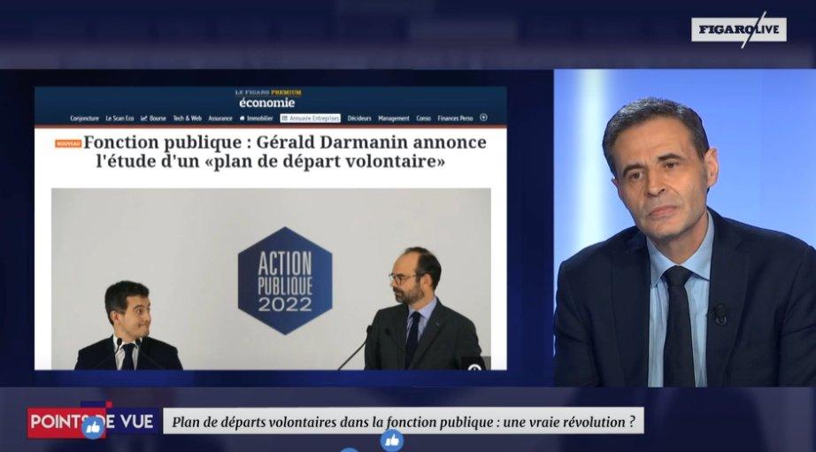 Le Figaro On Twitter Le Plan De Depart Volontaire Dans La