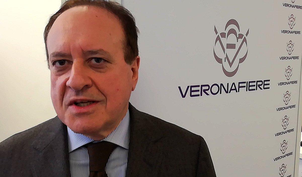 Breve anticipazione dell'intervista rilasciata dal Direttore Generale di Veronafiere, Giovanni Mantovani, in occassione di Fieragricola 2018, a Russia News.  https://t.co/f4blNkCO8n @eurasiannews @EurocarneVerona @pressVRfiere @CCitalorussa https://t.co/2IqH0kBZZR