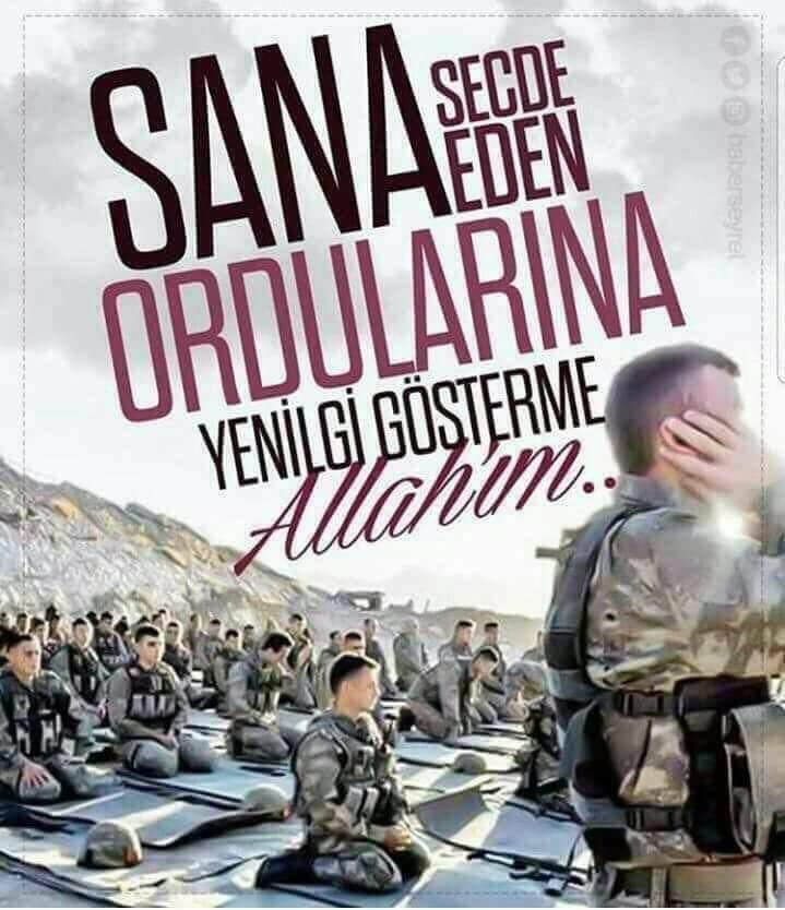 RT @SaralOlcay: #AfrinOperasyonu  #ZeytinDalıHarekatı https://t.co/b8RKyQQUwq
