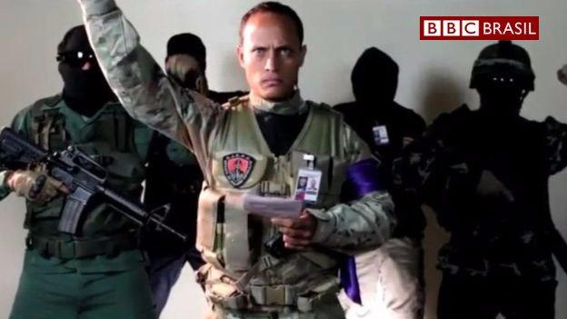 Foragido desde junho, quando liderou ataque contra prédios públicos em Caracas, ele teria gravado vídeos durante operação para capturá-lo. Saiba quem foi Óscar Pérez https://t.co/9yz7JpEhxG