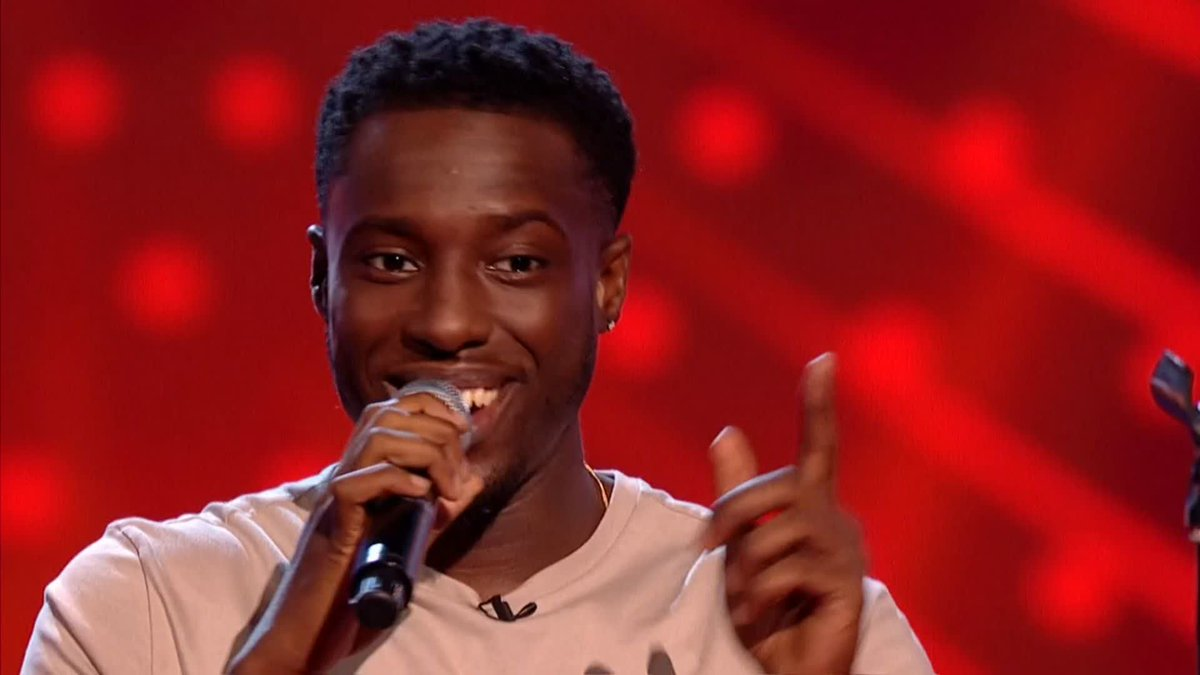 Kids. Adults. Everyone. You can do whatever you put your mind to 👊🏾  @TheVoiceUK #TheVoiceUK https://t.co/zjeBr6A2AK