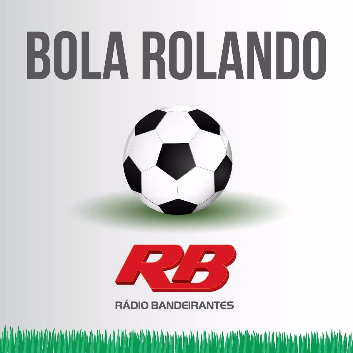 ⚽ 16' 1°T:  São Paulo quase abre o placar no Morumbi. Por enquanto 0 x 0 ! Acompanhe pelo twitter da Rádio Bandeirantes!