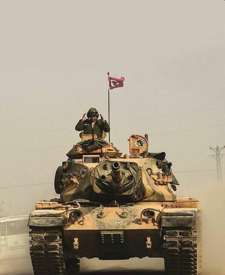 Şanlı islam ordusuna Cenab-ı Allah Zafer...