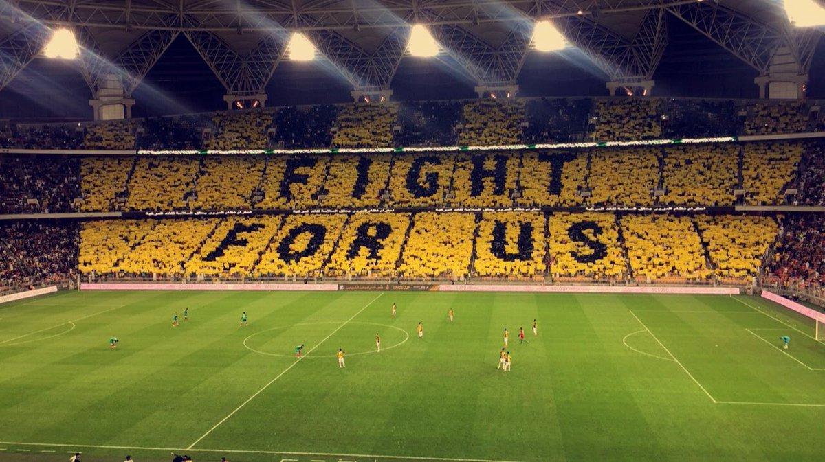 RT @MKahraba: نحن نحارب ونقاتل من اجل تحقيق كل أمنياتكم وأحلامك ... أيد واحدة سنصل بجمهور الذهب للقمة 💛💛✌️ https://t.co/zkIuwEnjnt