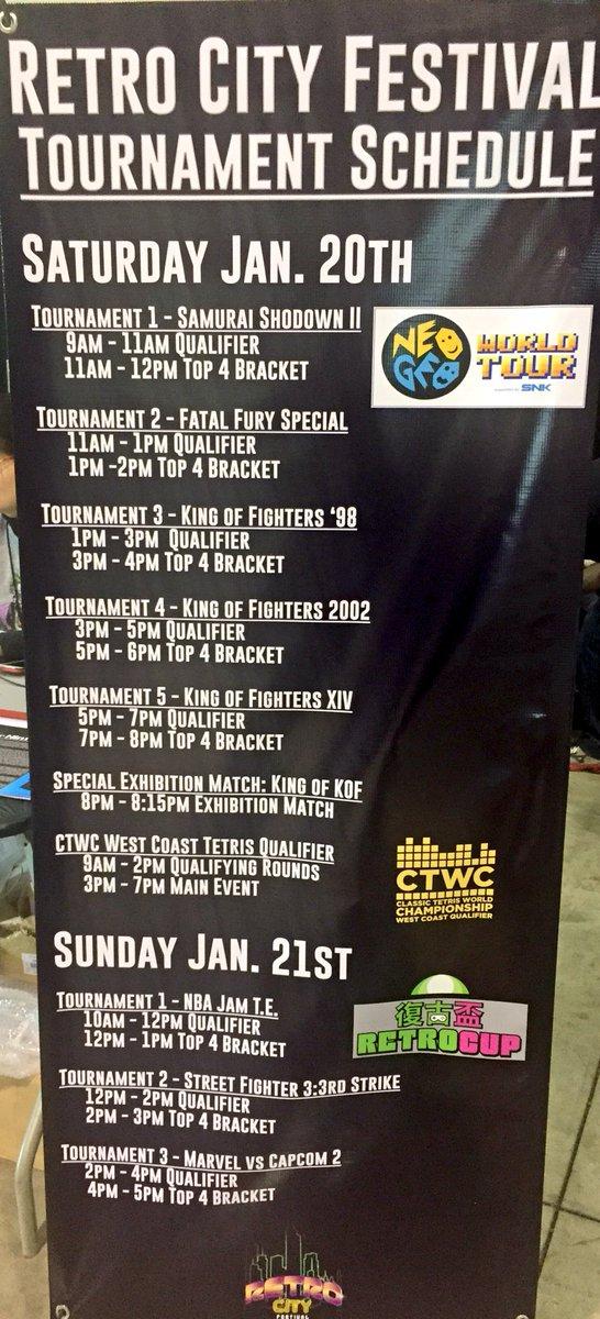 SNK starts World Tour, goes Retro City - MMCafe / The