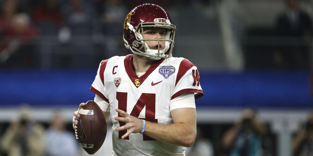 2018 NFL MOCK DRAFT: Here's what the experts are predicting for all 32 first-round picks https://t.co/3TG3RAAHb7