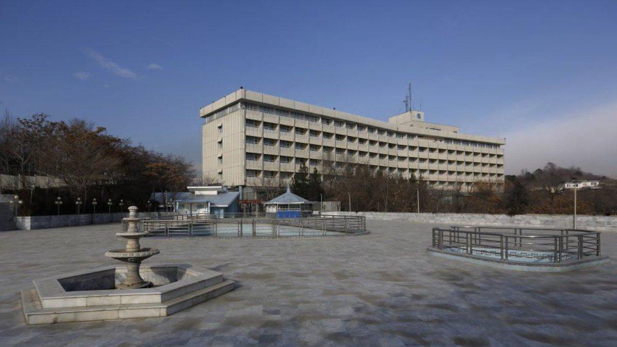 Hotel Kabul sotto attacco, ospiti nascos...