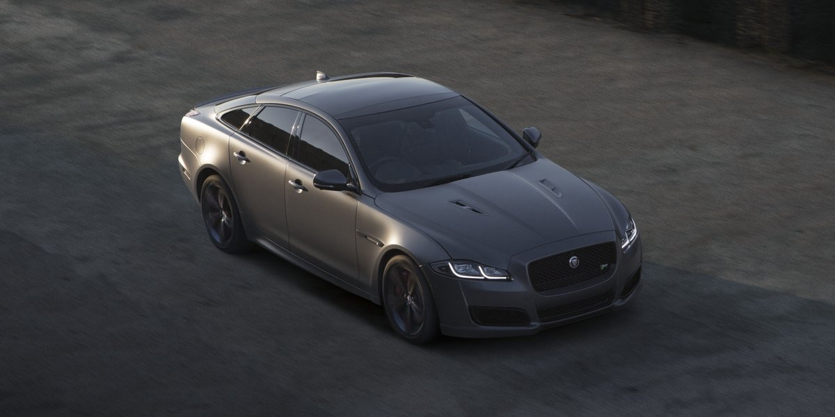 Power never felt better. #Jaguar #XJR 57...